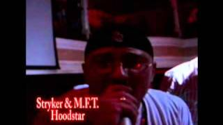 Stryker & M.F.T. live sept. 2010 for The 3 6 Mafia Reunion show