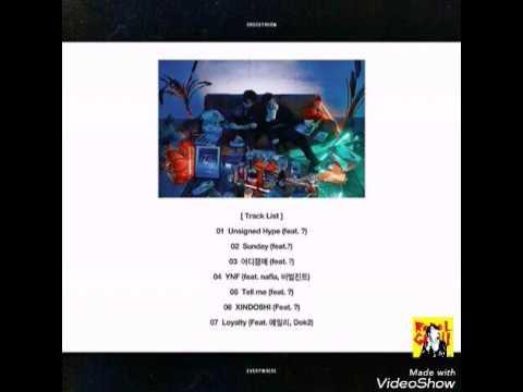 GroovyRoom (그루비룸) - XINDOSHI (Feat. Sik-K, Loopy, MASTA WU, 김효은) (AUDIO)