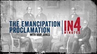 Civil War in Four Minutes - Emancipation Proclamation