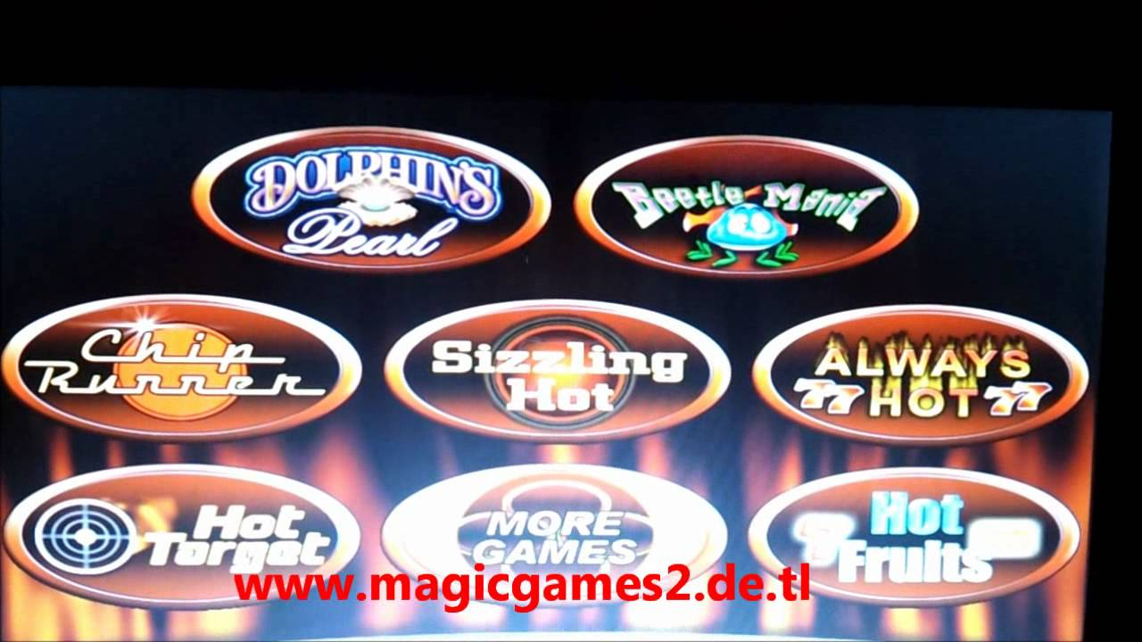 Magic Games 2