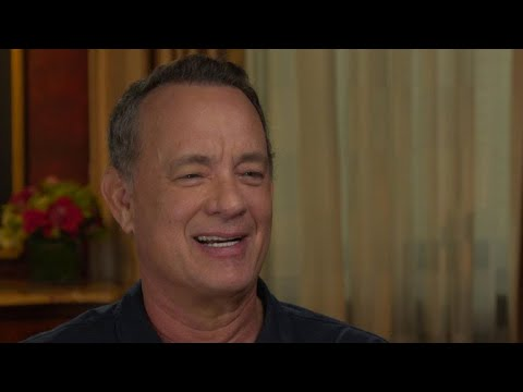 Tom Hanks' love of typewriters