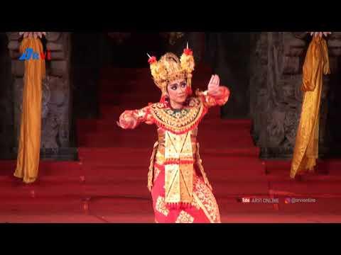 Tari Legong Lasem, GONG KEBYAR ANAK - ANAK Duta Provinsi Bali | PKB 2018
