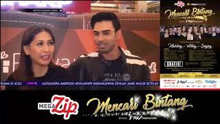 77298f4eb Presscon Mencari Bintang Megazip With SRN PRODUCTION