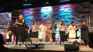 "Anita Wilson Performs New Single ""I"