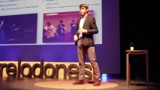 Como ser profesional. La magia en el mago | Jaime Novales | TEDxYouth@Torrelodones