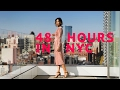 48 Hours in New York City - Vlog#25 | Aimee Song