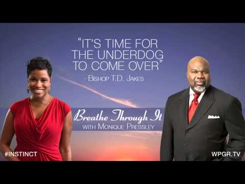 Monique Pressley's Interview of Bishop T.D. Jakes