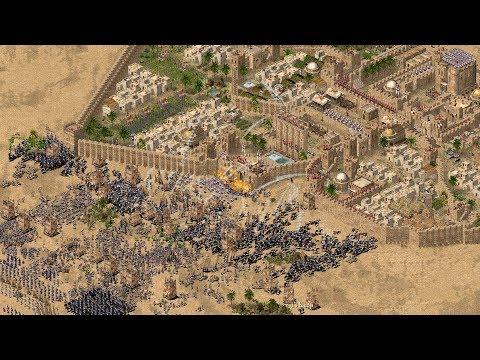 THE SIEGE OF JERUSALEM - Stronghold Crusader HD