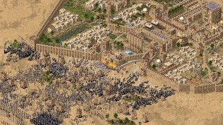 THE SIEGE OF JERUSALEM - Stronghold Crusader HD