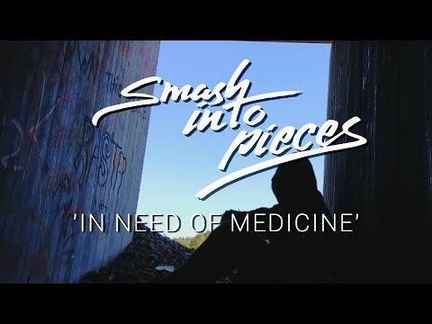 Smash Into Pieces - In Need Of Medicine (LYRIC VIDEO) Mp3