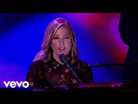 Diana Krall - L-O-V-E (Live On Jimmy Kimmel)
