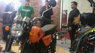 New 2018 Cleveland CycleWerks Misfit & Ace Series | First Look | Auto Expo 2018 Live | Motown India