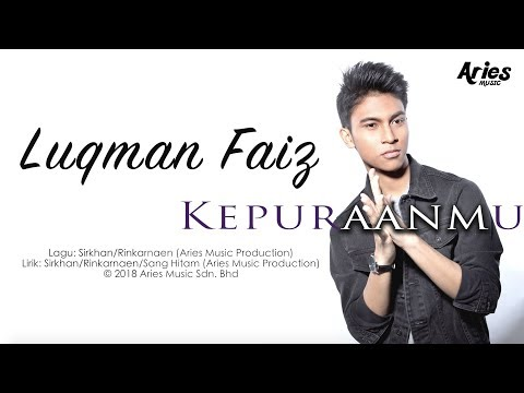 Luqman Faiz - Kepuraanmu (Official Lyric Video)
