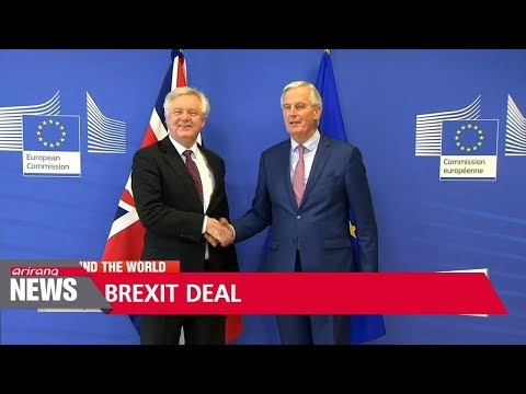 UK, EU reach two-year 'transition' deal after Brexit