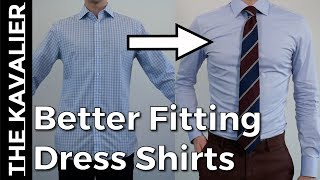 A FREE Way To Find The Perfect Fitting Dress Shirt - Wardrobe Essentialist