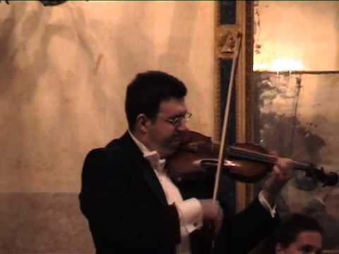 WIENIAWSKI Violin Concerto in d minor (Misha KEYLIN violinist)
