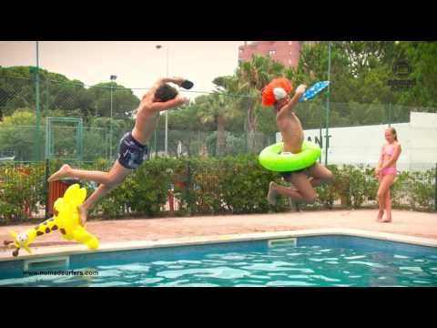 Lisbon Surf Camp Teenagers - Nomad