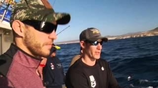 Sportfishing Adventures with Donald Cowboy Cerrone