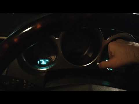 Chrysler Sebring Instrument Cluster Light Fix