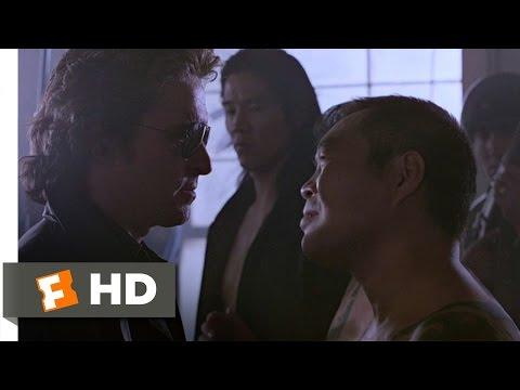 Black Rain (4/9) Movie CLIP - Yakuza Police Raid (1989) HD
