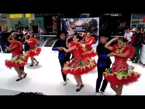 Baile típico del llano