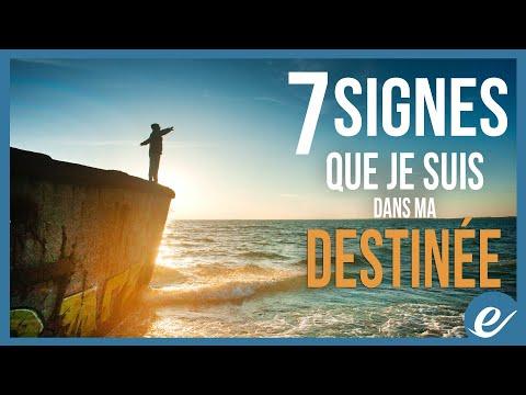 7 SIGNES QUE JE SUIS DANS MA DESTINÉE - Luc Dumont
