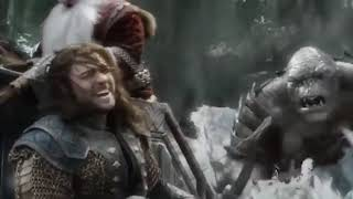 The Hobbit The Battle of Five Armies Deleted Scene  The Ride to Ravenhill