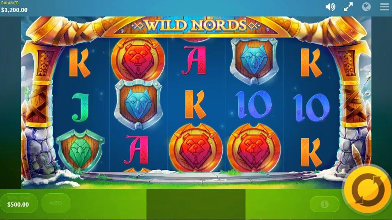 Wild Nords Slot Machine