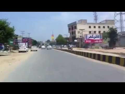 Mandi bahauddin city