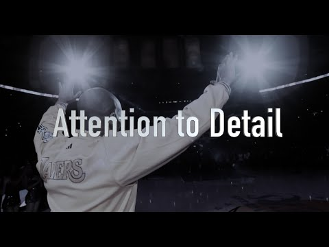 Attention to Detail: Kobe Bryant