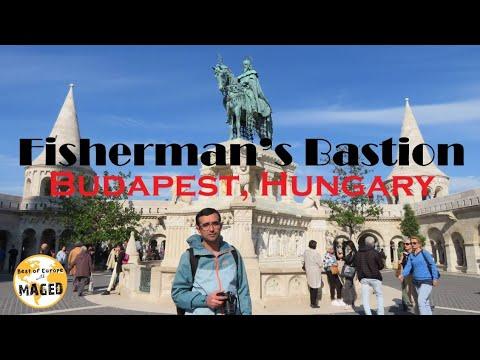 fisherman's-bastion---(the-halászbástya)-budapest-hungary-||-budapest-trip-2019