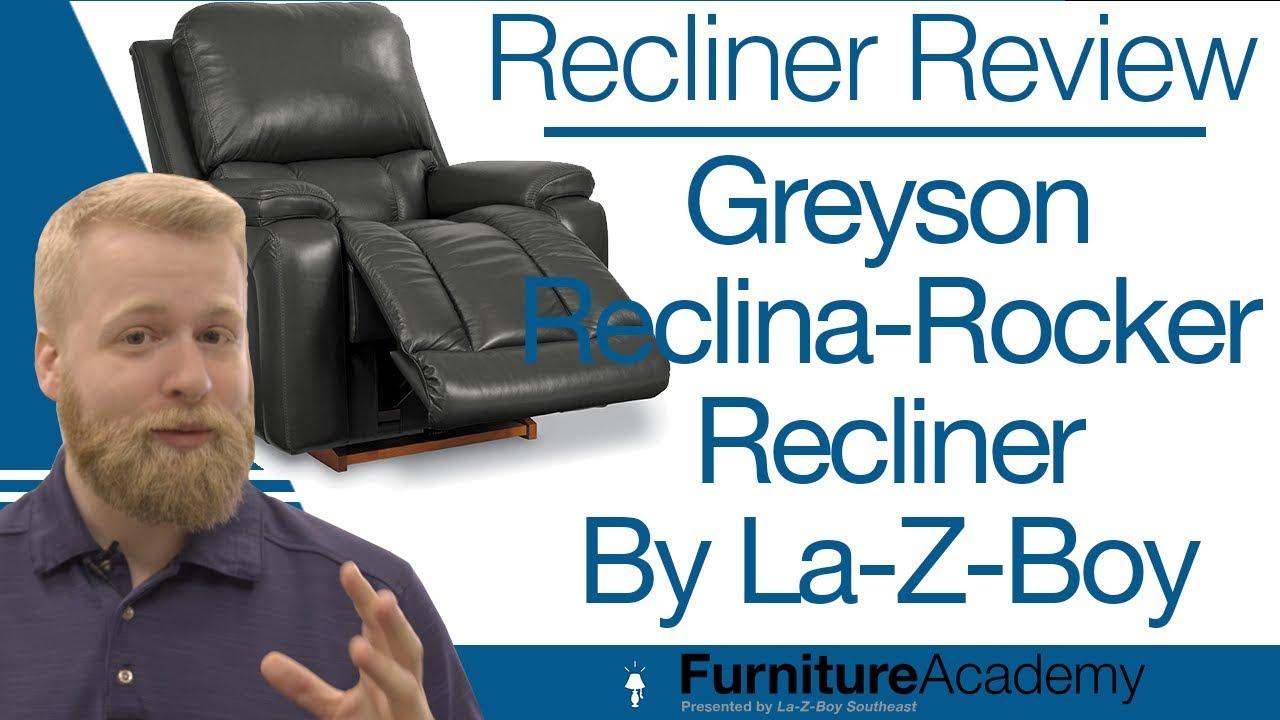 La Z Boy Greyson Reclina Rocker