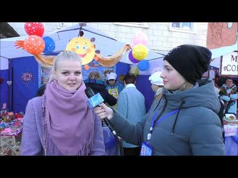 2019 праздник хлеба г. Калининск