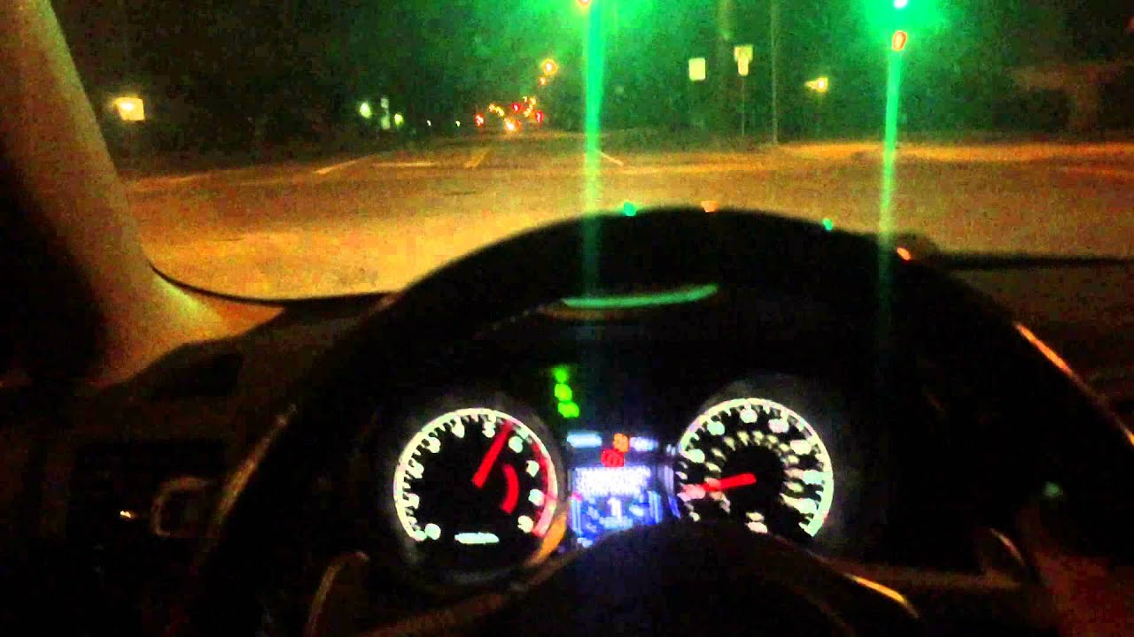 2011 Lancer Ralliart 060 in 43 Seconds with Launch Control and S