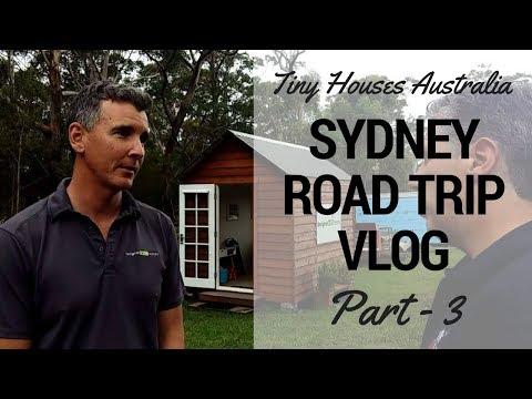 Tiny Houses Australia Sydney Home Show 2017 Vlog Part 3