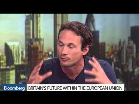 Britain Should and Must Stay In the EU: Richard Reed