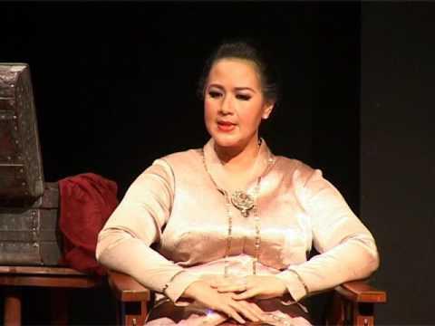 NYAI ONTOSOROH Pementasan Teater, di Kedutaan Besar Belanda Jakarta Tahun 2010