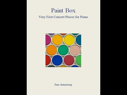 Guide to Paint Box by June Armstrong