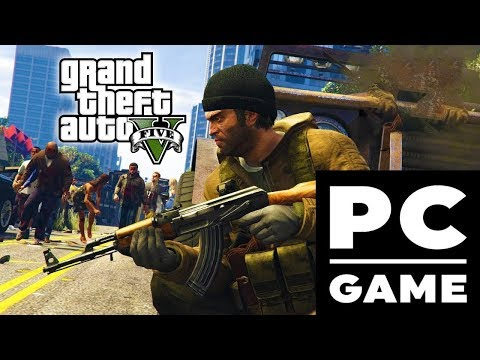 How To Install ZOMBIE MOD on GTA 5 (Step By Step)[Fast & Easy]