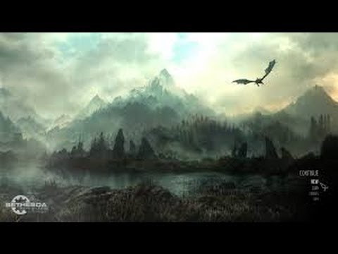 skyrim new and improved music & main menu: mod and music download