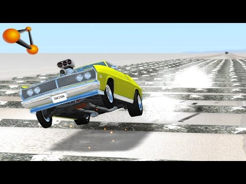 Car Mechanic Simulator 2018 Mods Mods For Games >> BeamNG.drive - Speed Bumps High speed crashes #8 - BeamNG ...