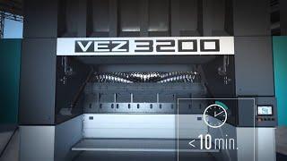 видео: Переработка ТБО || Промышленный шредер VECOPLAN™ (Германия) | Серия VEZ 3200
