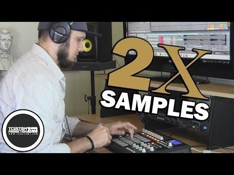 Sample Beat Making -