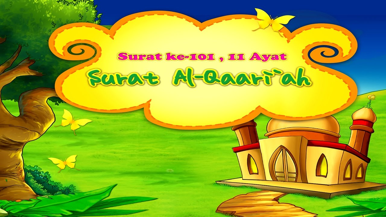 Surah Al Qariah Ayat 1 11 Arab Latin Dan Artinya Juz Amma