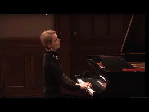 Scarlatti: Sonata in D Major, K. 33; Magdalena Baczewska, piano