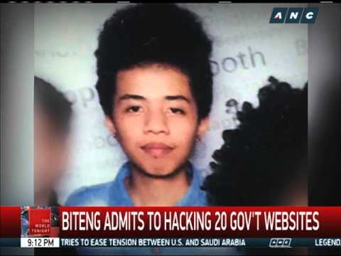Hacker admits defacing 20 PH gov't websites