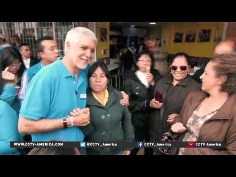 Bogota prepares to pick a new Mayor