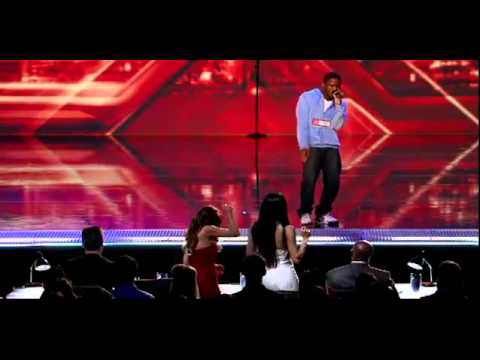 Marcus Canty - I wish (X Factor US 2011, Ep.01)