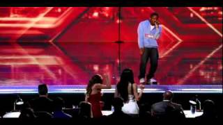 Download Marcus Canty - I wish (X Factor US 2011, Ep.01) MP3 song and Music Video