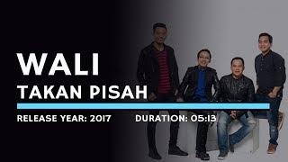Gambar cover Wali - Takkan Pisah (Karaoke Version)